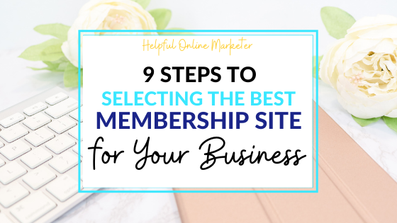 9 Things You Need to Know Before Creating a Membership Website